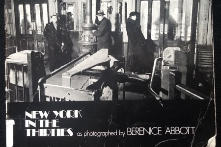 Berenice Abbott's 1930s New York